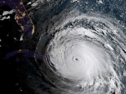 Picture Of Hurricane Irma